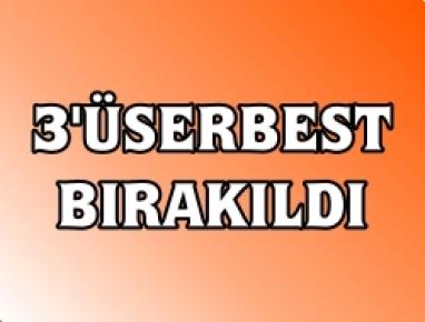 Tunceli'de kaçırılan 4 kişi'den 3'ü serbest bırakıldı