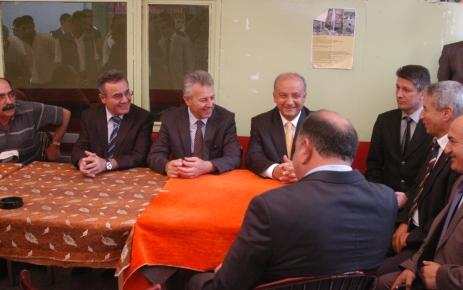 Tunceli'de Ahilik haftası kutlamaları