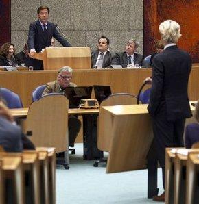 Hollanda Meclisi'nde 'Erdoğan' krizi