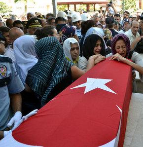 Şehit polis Hatay'da toprağa verildi!