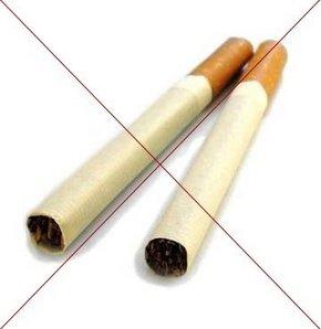 Rulo sigara tehlikesi!