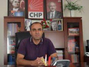 CHP İl Başkanı  Ali Rıza Güder oldu