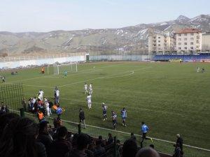Dersimspor'dan son dakika zaferi