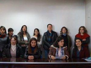 Dersim Kadın Platformundan 8 Mart açıklaması