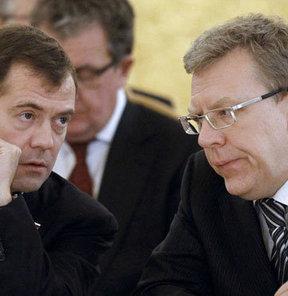 İsyancı Kudrin'in yerine Siluanov!