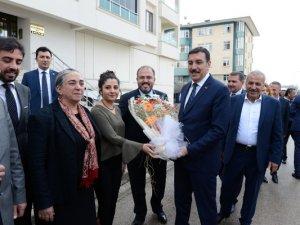 Bakan Tüfenkçi: Tunceli'nin terör ve işsizlik sorunu var
