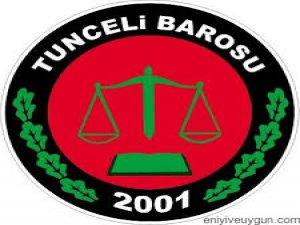 Dersim Barosu'ndan Anayasa Temalı Panel