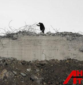 Kars'ta 'İnsanlık'tan eser kalmadı