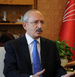 Kılıçdaroğlu Başbakan görüşmeleri kimlerle yaptı