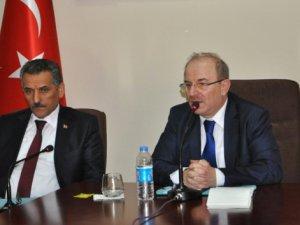 """İçişleri Bakan Yardımcısı Öztürk: """"Terör 2017'de Türkiye gündeminden silinecek"""""""
