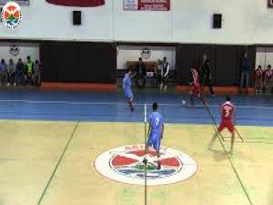 Futsal Gençler grup müsabakaları başlıyor