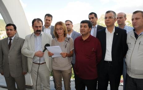 16 Barodan Ortak Açıklama: BDP Meclis'e Gelsin, Sorun Şiddetsiz Çözülsün