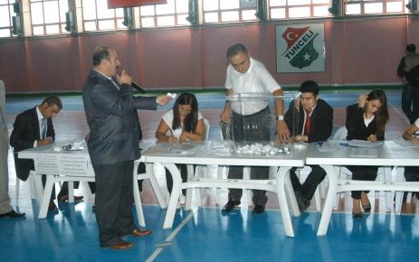 Tunceli'de 130 kişilik geçici kadroya 1426 başvuru