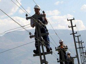 Pülümür'de Elektrik Kesintisi