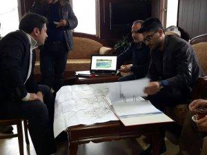 """""""Hozat Belediyesi kendi enerjisini üretiyor"""" projesi start aldı"""