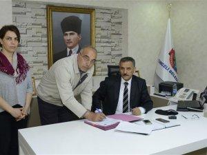 Belediye ve Kızılay arasında işbirliği