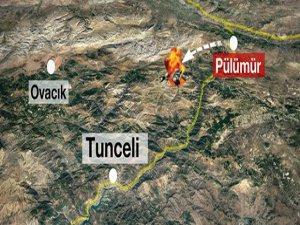 Tunceli'de Polis Helikopteriyle İrtibatın Kesilmesi