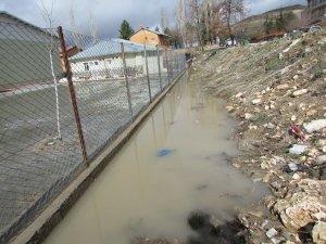 Hozat Belediyesinden yağış sonrası yoğun çalışma