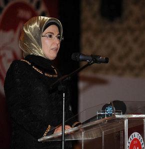 Emine Erdoğan Kürt annelere seslendi
