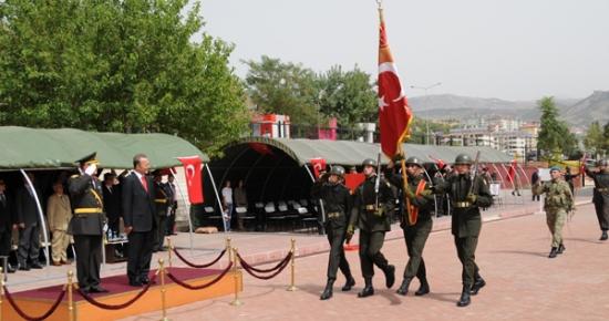 Tunceli'de 30 Ağustos Zafer Bayramı kutlamaları