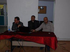 Okul Bazlı Bütçe Toplantısı Yapıldı
