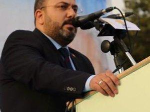 AK Parti İl Başkanı Fatih Tek'ten Kandil Mesajı