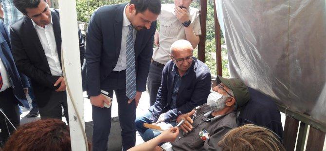 Kemal Gün'ün sesi duyuldu, kemikler teslim edilecek
