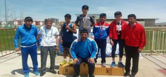 Atletizmde Türkiye Şampiyonluğu