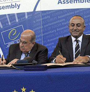 AKPM'de tarihi Filistin kararı