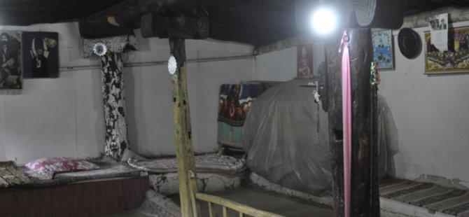 Pir Sultan'ın evi 400 yıldır ayakta