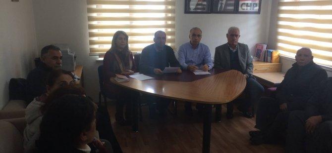 CHP, kaçırılan öğretmenin serbest bırakılmasını istedi