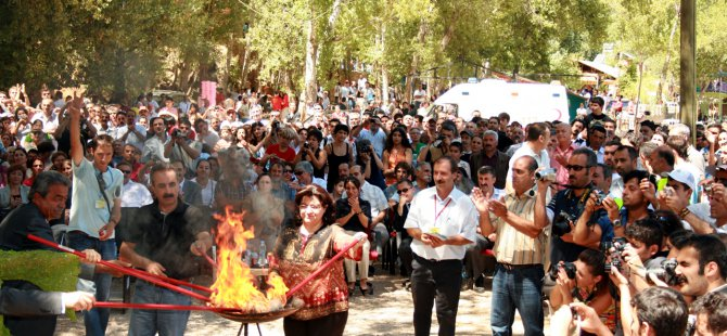 Tunceli Barosu'ndan Festivali'in yasaklanmasına tepki