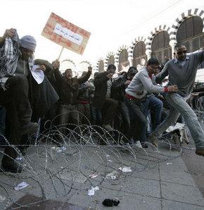 Arap Baharı 6 ayında