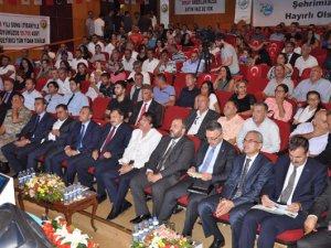 Bakan Eroğlu, Dersim'e geldi