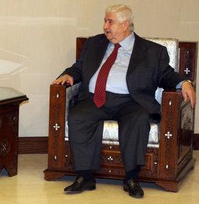 Suriye Dışişleri Bakanı'ndan sürpriz ziyaret