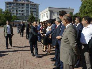 Tunceli'de 30 Ağustos Zafer Bayramı'nın 95'inci yıl dönümü kutlamaları