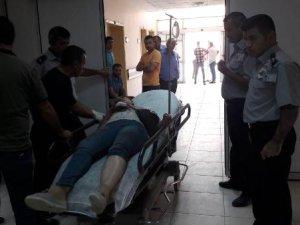 Dersimli aile, Hakkari'de trafik kazası geçirdi