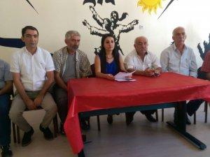 Munzur Özgür Aksın Meclisi: Orman yangınlarına hızlı ve etkili müdahale edilmeli