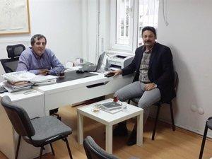 Hozat Belediye Başkanı'ndan BirGün'e ziyaret
