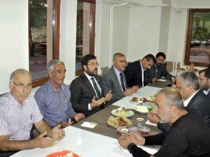 Beşiktaş Belediyesi, Dersim'de iftar verdi