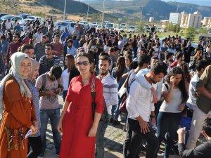 Munzur Üniversitesi'nde aşure etkinliği