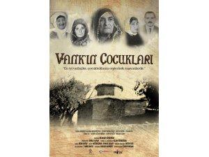 'Vank'ın Çocukları' belgeseli Stockholm'de gösterildi