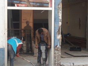 Güvenlik önlemi olmayan inşaatlara tepki