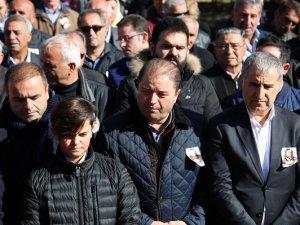 Belediye Başkanı Kılıç'ın annesi toprağa verildi