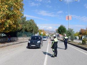 Dersim'de son 10 ayda ölümlü trafik kazası yok