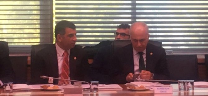 Milletvekili Erol önerdi komisyon kabul etti