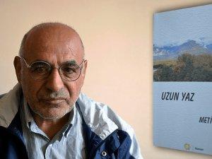 Yazar Metin Aktaş'tan yeni roman: Uzun Yaz