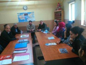 Belediye Başkanı Polat'tan okullara ziyaret