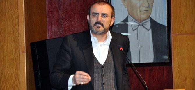 Ünal, Kılıçdaroğlu'nu memleketinde eleştirdi