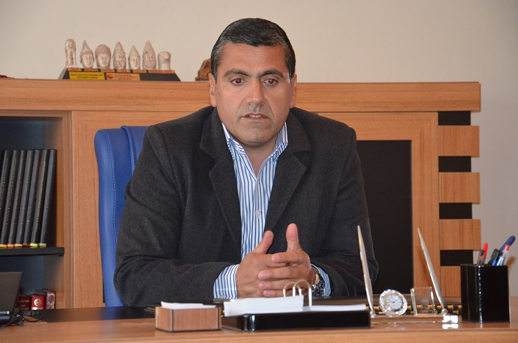 Cemevi Başkanı Yurt'tan üniversiteye eleştiri